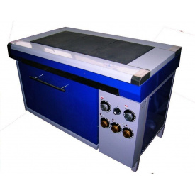 Плита електрична промислова ЕПК-3ШБ стандарт 13,2 кВт