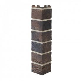 Планка VOX Зовнішній кут Solid Brick 420х121 мм York