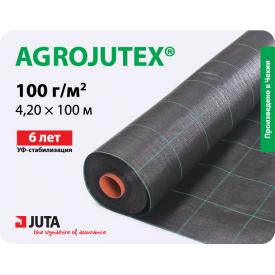 Геотекстиль тканый Agrojutex 100 g/m2 4,20x100 m