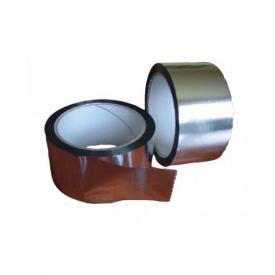Металлизированная лента для склеивания Isoflex Tape 50 мм 50 м