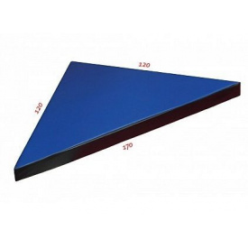 Мат гимнастический Sportbaby Угловой 120х170 см