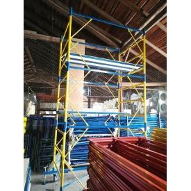 Вышка тура строительная 3+1 42 мм 1,7x0,8