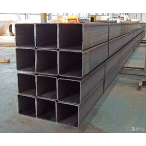 Труба профільна квадратна сталева Ст.3 160х160х4 мм
