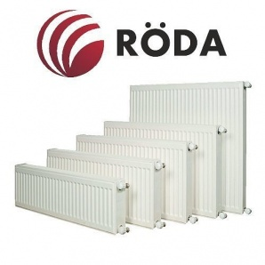 Сталевий радіатор опалення 22К 500x1000 мм