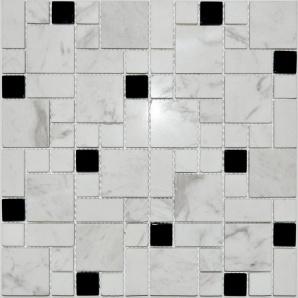 Мармурова мозаїка VIVACER RS77 300x300 мм