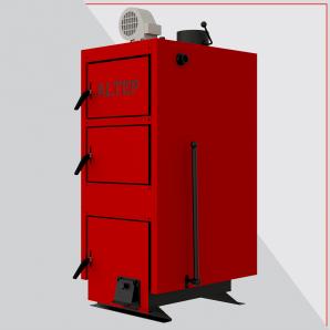 Твердопаливний котел тривалого горіння Альтеп КТ-1Е-N 20 кВт
