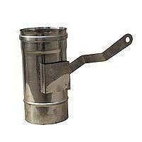 Регулятор тяги нерж Версія Люкс 0,8 мм D 100-300 мм