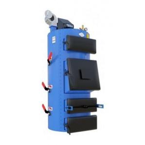 Твердопаливний котел Ідмар СіС 17 кВт 750х900х1250 мм блакитний