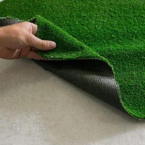 Штучна трава Sintelon Forest декоративна 6 мм зелена