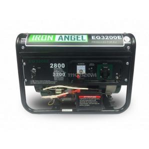Генератор Iron Angel EG 3200 E-2