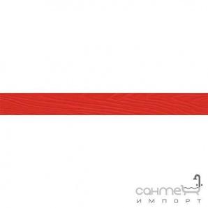 Плитка RAKO WLAPJ004 - Wenge червоний рельєфний фриз