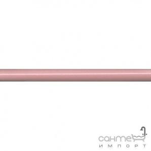 Плитка Kerama Marazzi Норфолк Бордюр рожевий темний SPA002R