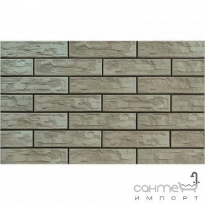 Фасадний камінь 300х74 CERRAD Kamienie Szary CER 6 Grey 6330 (сірий, структурний)