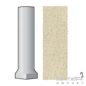 Технічний керамічний гранітспеціальний елемент Atlas Concorde Granigliati Bianco Lasa Sguscia Ang. Est. C. B. 8YEP