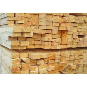 Рейка деревянная 50x30x5000 мм