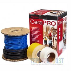 Ультратонкий нагревательный кабель Raychem CeraPro 43