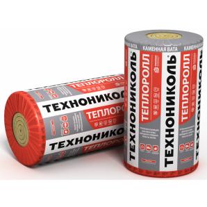 Утеплювач мат ТехноНІКОЛЬ Теплоролл 30 кг/м3 50х1000х4000 мм