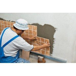 Укладка плитки для стін