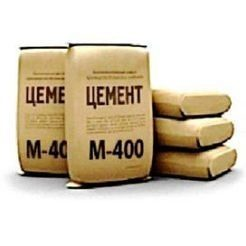 Цемент М-400 АШ 25 кг