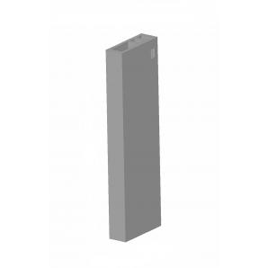 Вентиляційний блок ВБ 33-2 залізобетон B15 910х300х3280 мм