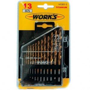 Набір приладдя WORKS H1301-3