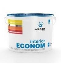 Краска KOLORIT Econom 10 л