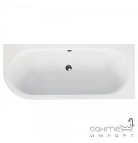 Асимметричная ванна Besco Avita 170x75 белая правая