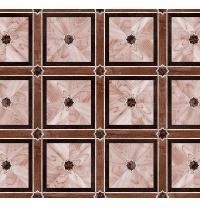 Напівкомерційний лінолеум Linoplast Etalon Корона 12
