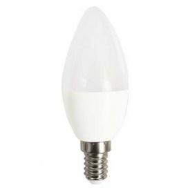 Лампа светодиодная свеча C37 4W E14 2700K LB-720 Feron