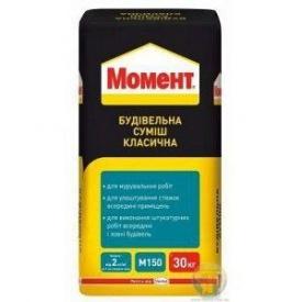 Раствор MOMENT МОМ ССК 30 кг