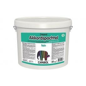 Шпаклевка CAPAROL Glattspachtel Akkordspachtel Fein 25 кг