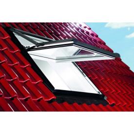 Вікно мансардне Designo WDF R75 K W WD AL 09/14
