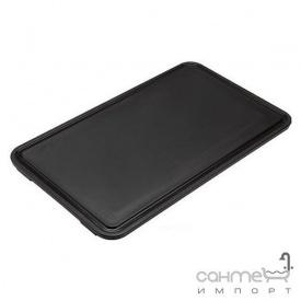 Обробна дошка для кухонних мийок Franke Sanitized 112.0285.247 чорний пластик
