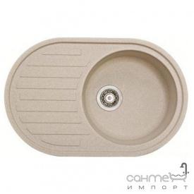 Кухонна мийка Adamant Ellipsis 01 біла