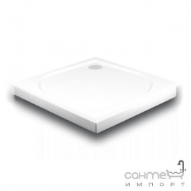 Панель для квадратного поддона Gronix Deniz D1P-9090-3 белый