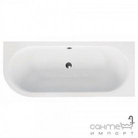 Асиметрична ванна Besco Avita 150x75 біла права