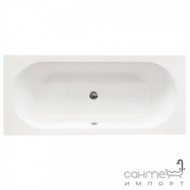Прямокутна ванна Besco Vitae 180x80 біла