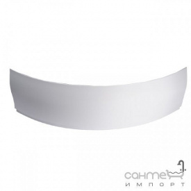 Фронтальна панель для ванни Excellent Glamour 150 біла