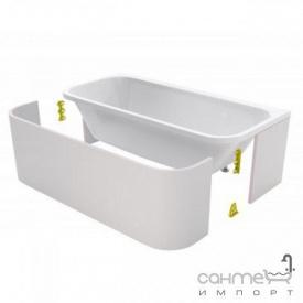 Комплект панелей для ванни Excellent Flex System Arana 180 білий