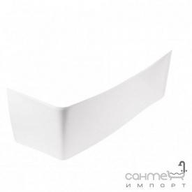 Передня панель до ванни Luna 150x80 Besco PMD Piramida біла ліва