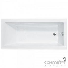 Прямоугольная ванна Besco PMD Piramida Modern 140x70 белая