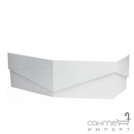 Передня панель для ванни Polimat Marika 140x80 L 00684 біла