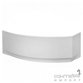Передня панель для ванни Polimat Frida I 140x90 L 00761 біла