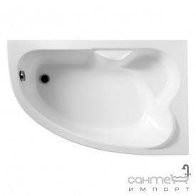 Ассиметричная ванна Polimat Noel 140x80 P 00853 белая правая