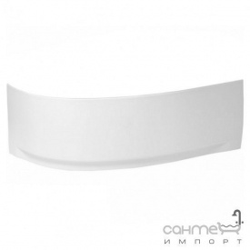 Передня панель для ванни Polimat Noel 140x90 P 00036 біла