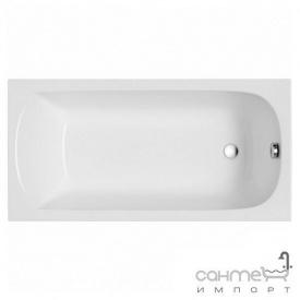Прямокутна ванна Polimat Classic 150x70 00264 біла