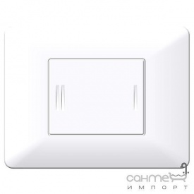 Панель смыва Nicoll-SAS Caiman 0709379 белый
