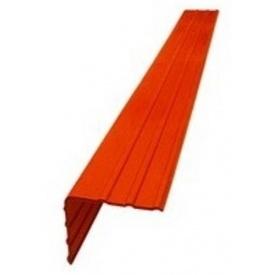 Вітрова дошка Керамопласт 1230х150 мм теракот