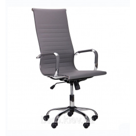 Крісло Slim HB (XH-632) сірий