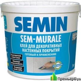 Клей готовый для стеклообоев SEMIN SEM-MURALE 10 кг